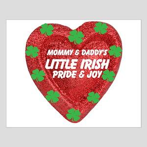 Irish Pride and Joy/Mom/Dad Small Poster