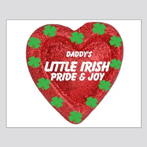 Irish Pride and Joy/Daddy Small Poster