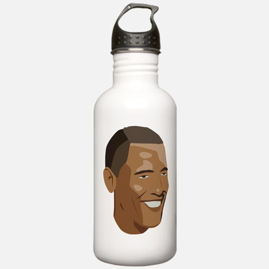 Barack Obama Water Bottle