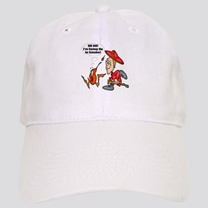 Funny Firefighter Cap