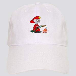 Alien Firefighter Cap