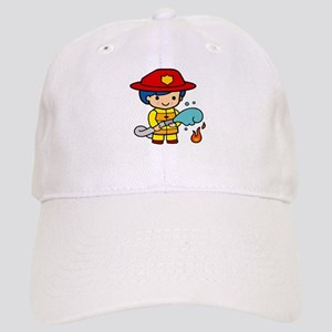 Girl Firefighter Cap