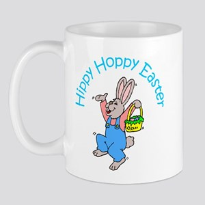 Hippy Hoppy Easter Mug