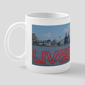 Scenic Liverpool LFC Red Mug
