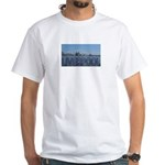 Scenic Liverpool (Blue) White T-Shirt