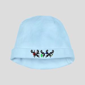 Kokopelli Band baby hat