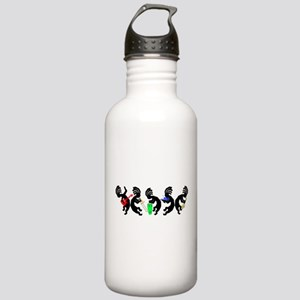 Kokopelli Band Stainless Water Bottle 1.0L