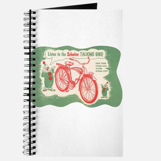 Cool Vintage bicycling Journal