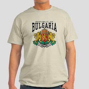 Republic Of Bulgaria Light T-Shirt