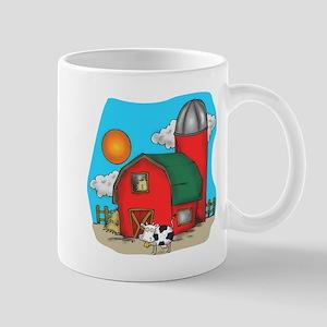 Country Farm Mug
