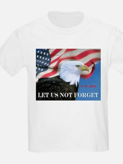9-11 Kids T-Shirt