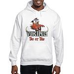 """Viking """"Do or Die"""" Hooded Sweatshirt"""