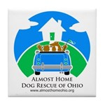 Almost Home Tile Coaster