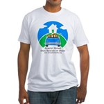 Almost Home Fitted T-Shirt
