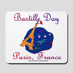 Bastille Day! Mousepad