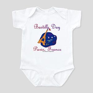 Bastille Day! Infant Creeper