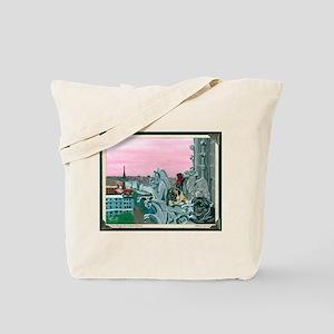 Pugaboo Tote Bag