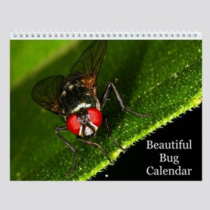 Beautiful Bug Wall Calendar