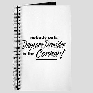 Daycare Nobody Corner Journal