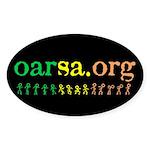 oarsa.org oval sticker