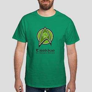 Trekkie St. Patrick Ed. Dark T-Shirt