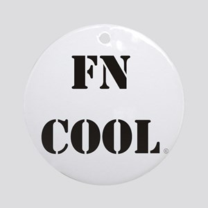 FN Cool Ornament (Round)