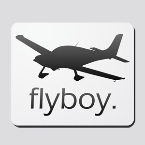 Flyboy Student/Private Pilot Mousepad