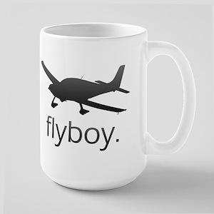 Flyboy Student/Private Pilot Large Mug