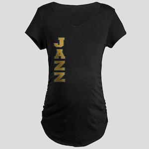 Jazz Maternity Dark T-Shirt
