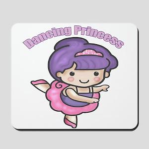 Dancing Princess Mousepad