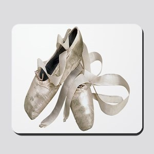 Ballet Slippers Mousepad