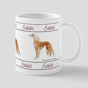 """Salukis"" Mug"