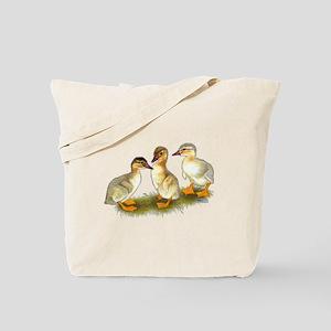 Buff Orpington Ducklings Tote Bag