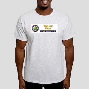 Private Pilot Light T-Shirt