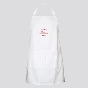 Ghostly Adventure Apron