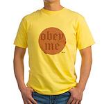 Trance-Obey Me Yellow T-Shirt