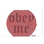 Trance-Obey Me Postcards (Package of 8)