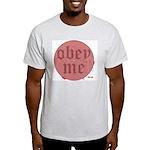 Trance-Obey Me Ash Grey T-Shirt