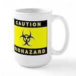 Biohazard Mug Yellow Mugs