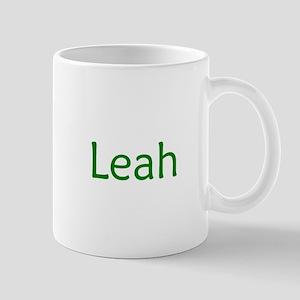 Leah 3 Mug