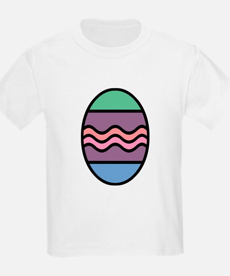 Easter Egg Kids T-Shirt