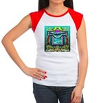Mountains of Madness Women's Cap Sleeve T-Shirt