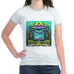 Mountains of Madness Jr. Ringer T-Shirt