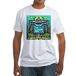 Mountains of Madness Fitted T-Shirt