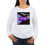Lost Angel Women's Long Sleeve T-Shirt