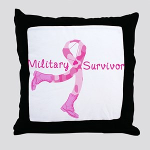 Military Survivor Pillow
