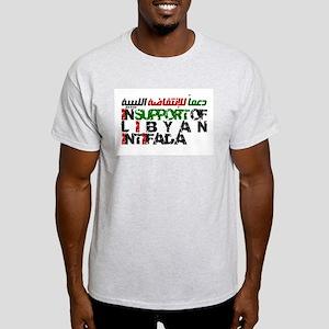 Libyan Intifada Light T-Shirt