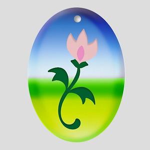Springtime Flower Egg