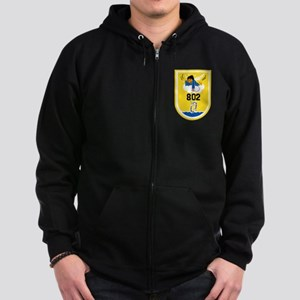 Spanish Air Force Zip Hoodie (dark)