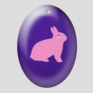 Pink Bunny Egg